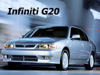 Infiniti G20 sedan