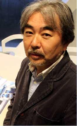 Nissan designer Masato Inoue