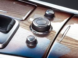 2011 Infiniti M37x Drive Mode Selector
