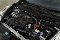 2011 Nissan Juke sedan rear