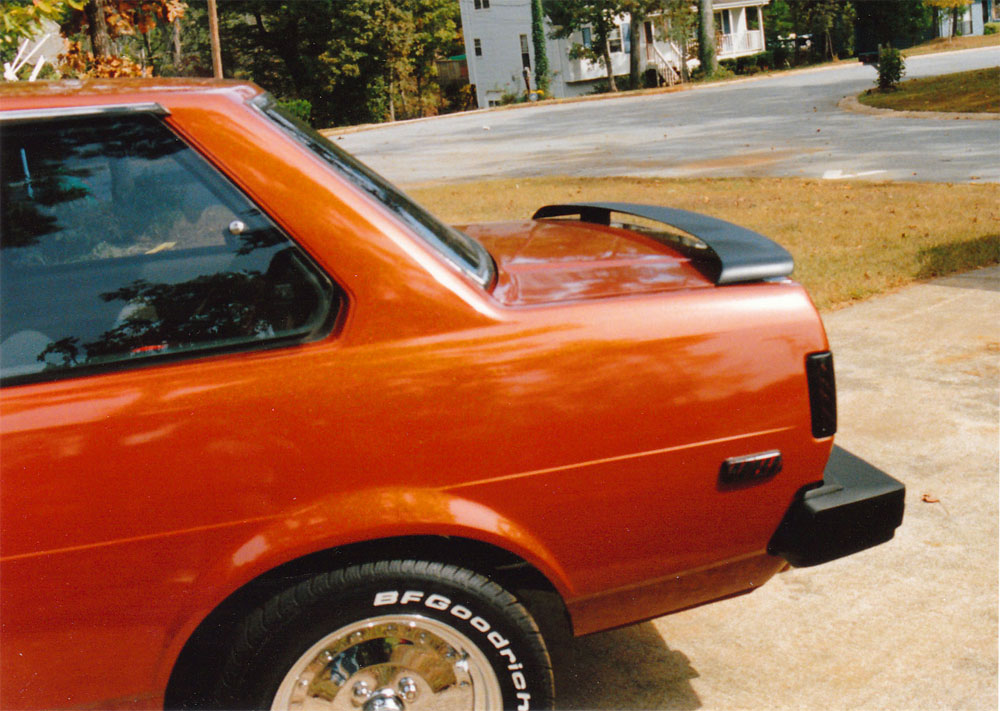 1983 Toyota Corolla Coupe car audio system