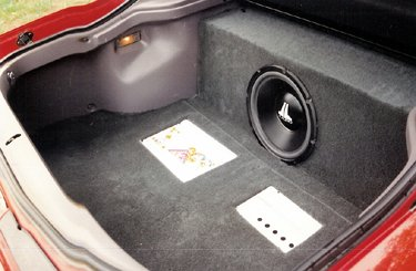 Hatch Stereo System