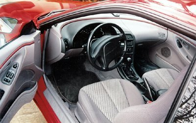 1993 ford probe gt audio page detailed probe stereo installation page