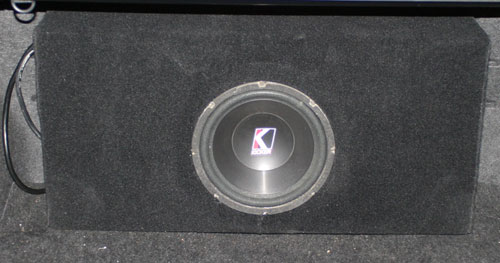 1996 Nissan Sentra Kicker Audio